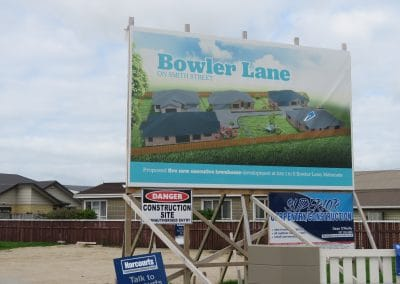 Bowler Lane, Smith Street, Matamata